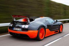 Bugatti Veyron - MonthlyMale