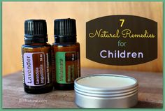 7 Natural Remedies for Children