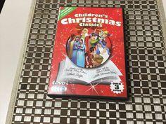 CHILDRENS CHRISTMAS DVDS, JOSEPH, SILENT NIGHT, LITTLE DRUMMER BOY, HANS