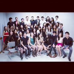 Our 2012 Exec Team <3 #impulse #throwback