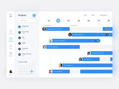 Project Management Tool designed by Rafał Staromłyński for Setapp. Connect with them on Dribbble; Dashboard Interface, Web Dashboard, Dashboard Design, Ui Web, Web Design, App Ui Design, Interface Design, Project Management Dashboard, Calendar Ui