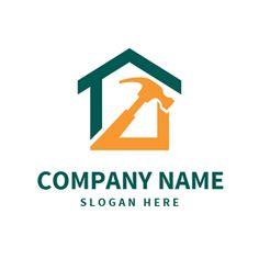 Real Estate Logo Design, Best Logo Design, Business Logo Design, Custom Logo Design, Custom Logos, Branding Design, Bauunternehmen Logo, Arquitectura Logo, Roofing Logo