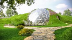Biodome Systems SRL in Romania offers 20 models of dome homes that can be custom designed to consumer specifications.