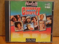 COUNTRY LOVE-COUNTRY STYLE. CD / WISEPACK - 1992. 25 TEMAS. CALIDAD LUJO. DIFÍCIL.