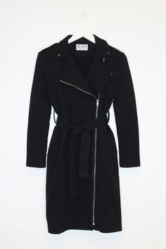 R/H Studio, Finnish design. Biker Style, Coat, Jackets, Studio, Design, Fashion, Down Jackets, Moda, Sewing Coat