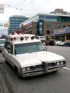 custom made ambulance module