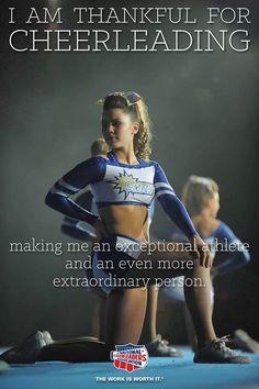 NCA cheerleading inspiration