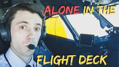 Can Pilots Leave the Flight Deck? Coffee Business, Flight Deck, Pilots, Adventure, Youtube, Adventure Game, Adventure Books, Youtubers, Youtube Movies