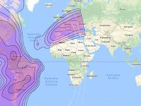 10 Best Satellite Beam and Channel TV Frequency images in
