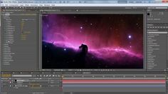Tutorial for: http://vimeo.com/34476593 Flying in space using photos of nebulas and AE+Trapcode Form Get the AE project file here: http://www.trapcode.com/sharelog/2012/1/11/inside-the-nebulae-tutorial-and-ae-project.html