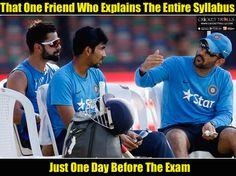 True Story :) MS Dhoni Virat Kohli and Jasprit Bumrah For more cricket fun click: http://ift.tt/2gY9BIZ - http://ift.tt/1ZZ3e4d