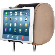 """TFY Universal Car Headrest Mount Holder 