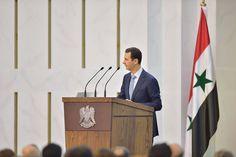 Syrias president Ba