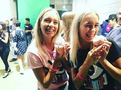 Lisa and Lena in Tokyo