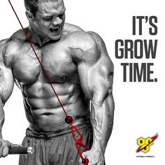 Bodybuilding Motivation: Believe in yourself and the effort that you put in, and you will see the results.  http://gobsn.com