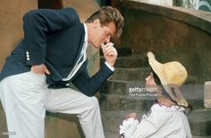 English actor Roger Moore during location filming of the television series 'The Saint', in which he plays adventurer Simon Templar, Get premium, high resolution news photos at Getty Images History Of Television, Roger Moore, Handsome Actors, Classic Tv, Great Memories, His Eyes, Persona, Movie Tv, Tv Series