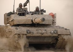Canadian Leopard Main Battle Tank on Patrol in Kandahar, Afghanistan 2010 Force Pictures, Tactical Truck, Patton Tank, Tank Armor, Canadian Army, Armored Fighting Vehicle, Armored Vehicles, Armored Car, Modern Warfare