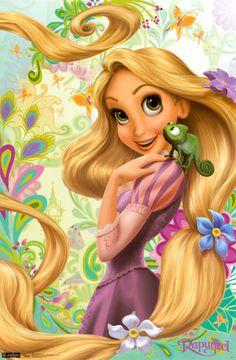 rapunzel fairy tale story - Google Search