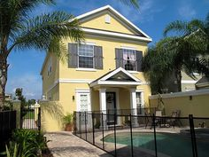 , Kissimmee FL is a 5 Bed / 4 Bath vacation home in Reunion Resort near Walt Disney World Resort Disney World Resorts, Walt Disney World, Davenport Florida, Kissimmee Florida, Resort Villa, Disney Trips, North America, Real Estate, Vacation