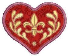 FREE  HEART design!