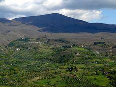 Monte Amiata, Tuscany.