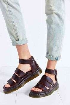 Dr. Martens Gryphon Strap Sandal - Urban Outfitters