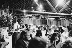 An Emu Bottom Homestead Rustic Barn Wedding Photographer: Lizzy C Photography Emu, Wedding Gallery, Homesteading, Wedding Reception, Wedding Photography, Rustic Barn, Weddings, Future, Marriage Reception