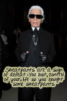 I understand this Karl, but a girl just has to have some down time and a sinful treat! :)
