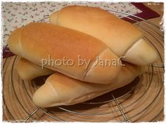 ...svet okolo mňa ...: Domáce rohlíky... Hot Dog Buns, Hot Dogs, Bread, Food, Essen, Breads, Baking, Buns, Yemek