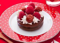 Convierte tu Chocopie con nata montada, fresas y frambuesas en una Mini Cake! GO! http://www.japonshop.com/buscar/t:p/p:Chocopie
