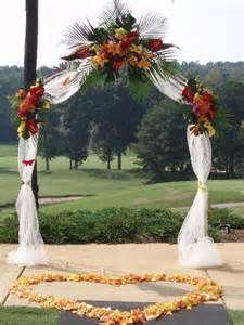 arch wedding decoration