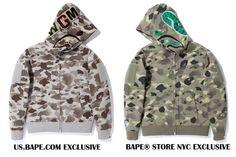 20ad69d46c52 18 Best Bape hoodies images