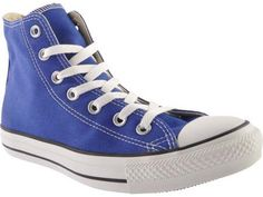 Converse Chuck Taylor All Star Seasonal High Tops in Deep Ultramarine  -  CLICK TO GET 20% OFF WITH COUPON CODE!