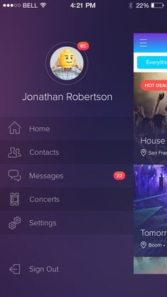 http://dribbble.com/shots/1406904-Sidebar-Menu