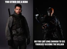 Slade Wilson from Arrow. - Terminator Funny - Slade Wilson from Arrow. Terminator Funny Terminator Funny Meme Slade Wilson from Arrow. Terminator Funny Terminator Funny Meme The post Slade Wilson from Arrow. appeared first on Gag Dad. Arrow Cw, Team Arrow, Arrow Slade, The Flash, Arrow Memes, Cw Dc, Dc Tv Shows, Supergirl And Flash, Dc Legends Of Tomorrow