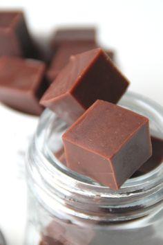 Choklad & Nutella fudge | Bakverk och Fikastunder