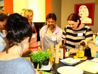 VEGAN - Sie können uns auch buchen  -   Die mobile Kochschule -    www.l-escargot-a-la-tete.com
