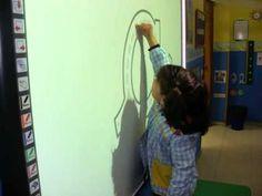 Trazos en la PDI - Ed. Infantil 4 años - Colegio Lar 14/15