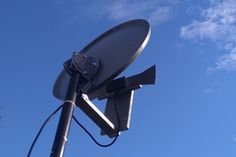 Make a High Performance TV Antenna From a Satellite Dish and a Few Parts : 10 Steps (with Pictures) - Instructables Best Outdoor Tv Antenna, Diy Tv Antenna, Cable Tv Alternatives, Dish Tv, Satellite Dish, Electrical Tape, Photo Transfer, Metal Homes, Useful Life Hacks