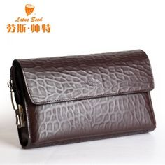 94.00 The the password lock Rolls Exact genuine Men Clutch man bag  Commerce leather clutch bag Europe and the United States handbag tide feeee97ee3a05