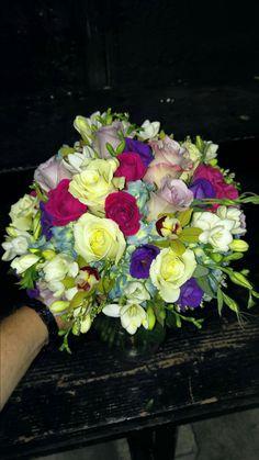 Beautiful bouquet for a happy wedding. americasflorist.com