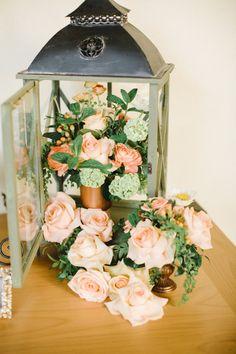 Charming and Romantic California Wedding - MODwedding