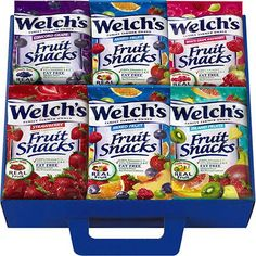Welch S Frozen Frozen Fruit Amp Smoothie Kits Https Www