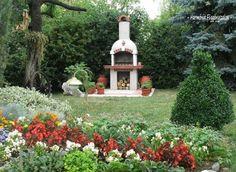 Barbecue Area, Outdoor Oven, Outdoor Living, Outdoor Decor, Bird Feeders, Patio, Garden, Outdoors, Ideas