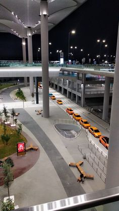 All scheduled commercial passenger flights were transferred from Istanbul Atatürk Airport to Istanbul Airport on 6 April 2019, following the closure of Istanbul Atatürk Airport for scheduled passenger flights.[4] The IATA airport code IST was also transferred to the new airport.[5] Once fully completed, it will accommodate 200 million passengers a year.[6] Night Aesthetic, City Aesthetic, Travel Aesthetic, Plane Photography, Tumblr Photography, Places To Travel, Travel Destinations, Istanbul Airport, Wayfarer