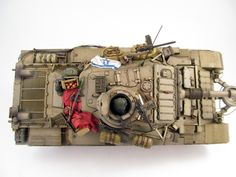 Shot Kal 1/35 Scale Model