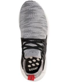 f410ca167e9b adidas Men s Nmd XR1 Primeknit Casual Sneakers from Finish Line - Black 10.5