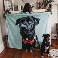 At Pet Pillow Factory, you can get photos of your pet on a range of products such as blankets, pillows, phone cases & more! Perfect for al pet lover!