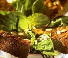 Receita Tarte de espinafres por Equipa Bimby - Categoria da receita Pratos principais vegetariano