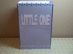 Baby Boy Large Gift Bag - The Cutting Cafe Design Team Project